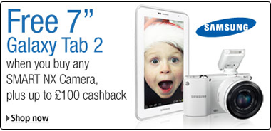 Amazon Panasonic Offer