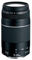 Canon EF 75-300mm f4-5.6 III (non USM) Lens Best Price UK £115.00