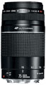 Canon EF 75-300mm f4-5.6 USM III Lens Best Price UK £179.00