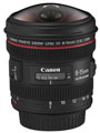 Canon EF 8-15mm f4L Fisheye USM Lens Best Price UK £1029.98