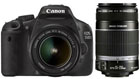 Canon EOS 550D Double Lens Kit (EF-S 18-55mm IS & EF-S 55-250mm IS) Best Price UK £738.51