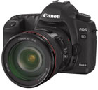 Canon EOS 5D Mark II + 24-105mm Lens Best Price UK £1849.99