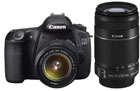 Canon EOS 60D + 17-85mm IS & 70-300mm IS Lenses Best Price UK £1139.00