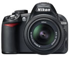 Nikon D3100 Lens Kit (18-55mm VR) Best Price UK £305.00