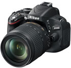 Nikon D5100 + 18-105mm VR Lens Best Price UK £499.00