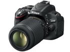 Nikon D5100 + 18-55mm & 55-200mm VR Lenses Best Price UK £499.00