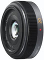 Panasonic 20mm f1.7 Lumix G Micro Pancake Lens Best Price UK £239.00