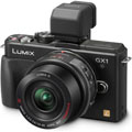 Panasonic Lumix DMC-GX1 + 14-42mm X PZ Lens & Viewfinder Best Price UK £739.00