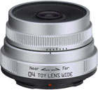 Pentax Q 04 6.3mm f7.1 Wide Toy Lens Best Price UK £39.99
