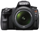 Sony Alpha A37 + 18-55mm Lens Kit Best Price UK £309.00