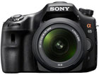 Sony Alpha A65 SLT + 18-55mm lens Best Price UK £529.99