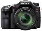 Sony Alpha A77 SLT + 18-135mm lens Best Price UK £899.00