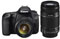 Canon EOS 60D +  18-55mm IS & 55-250mm IS Lenses best price UK
