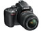 Nikon D5100 Lens Kit (18-55mm VR) best price UK